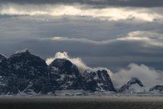 Go to the south pole