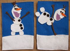 Do you want to build a snowman? Felt playset to make for your child! No directions idea only. Baby Crafts, Felt Crafts, Crafts To Make, Baby Quiet Book, Felt Quiet Books, Felt Boards, Felt Stories, Toddler Books, Flannels