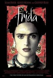 A biography of artist Frida Kahlo, who channeled the pain of a crippling injury and her tempestuous marriage into her work.
