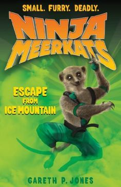 Ninja Meerkats (#3): Escape from Ice Mountain by Gareth Jones. $3.32. Series - Ninja Meerkats (Book 3). Publisher: Square Fish (April 30, 2013). Reading level: Ages 7 and up