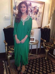 Trendy Pakistani outfit