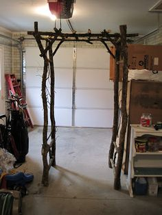 Little House Events: DIY-Wedding Arch