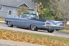 Featured in Canadian Hot Rods Magazine  59 Impala