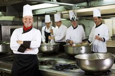 Restaurant Kitchen Staff 7 places staff commonly miss while cleaning restaurant kitchens