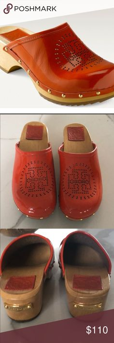 Shoes New without box Tory Burch clogs Tory Burch Shoes Mules & Clogs