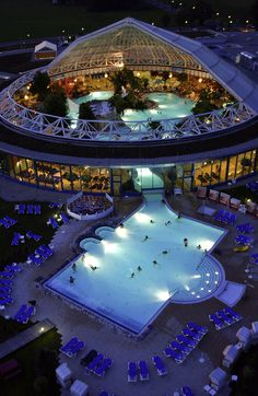 Therme Erding, Germany