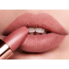 LUSCIOUS LIP SLICK (52 CHF) ❤ liked on Polyvore featuring beauty products, makeup, lip makeup and lips