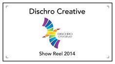 Dischro Creative Show Reel 2014 / 2015