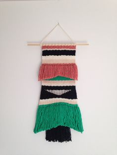 Weaving/ Wall hanging by WIOUX on Etsy, $50.00