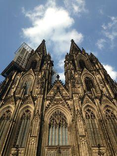 Kölner Dom itt: Köln, Nordrhein-Westfalen