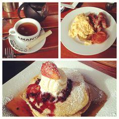 My amazing breakfast in mclaren vale Waffles, Pancakes, Breakfast, Amazing, Food, Morning Coffee, Eten, Waffle, Meals