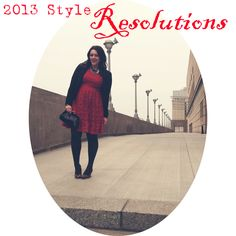 Check out Megan's 2013 Style Resolutions on Chasing Davies today!