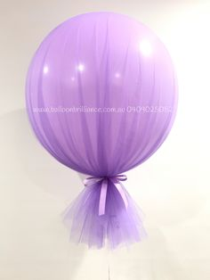 """""""Lavender"""" #2footballoons #tulleballoons #tulleballoonscanberra #lavendertulleballoons #act #cbr #canberraballoons #BalloonBrilliance Tulle Balloons, Lavander, Sweet 15, Baby Shower, Silver, Babyshower, Baby Showers, Gender Reveal Parties, Money"""