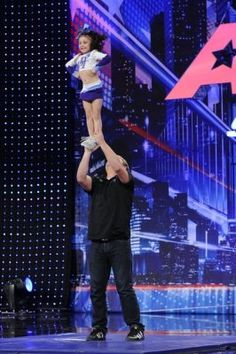America's Got Talent 2013 Auditions: Five-Year-Old Darby Cheerleader (VIDEO)   Reality Rewind