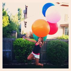 Beautiful beautiful balloons!