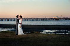 Shorncliffe Wedding Photographer | Casey + Kurtis Wedding Sneak Peek