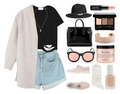 """clearly"" by michelledhrm ❤ liked on Polyvore"