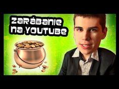 Ako zarábať na YouTube + niektorí úspešní SK/CZ YouTuberi