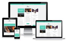 http://wpthemess.net/sean/ Sean is a great free #WordPress theme, perfect to show your articles and share their thoughts and their work