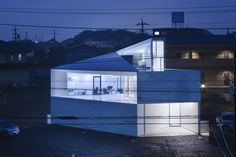 Image 1 of 17 from gallery of Blues Design Office  / D.I.G Architects. Photograph by Tomohiro Sakashita