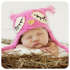 I can't decide what I think about this new trend in baby photos, but some of them are just adorable.