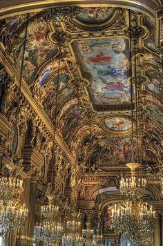 Charisma Arts Ceiling L'Opera Garn