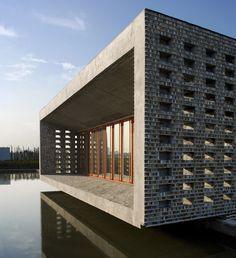 Prêmio Pritzker 2012 - Arquiteto chinês Wang Shu.