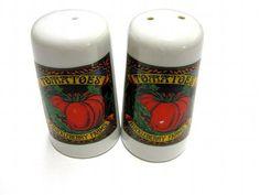 Tomato Seed Packet Salt & Pepper Shakers by sweetie2sweetie