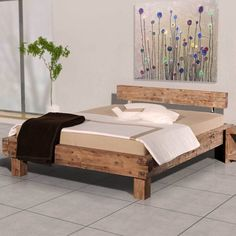 Massivholzbetten design  Hasena swiss bed concept | Home Lilys design ideas | Ideeën voor ...