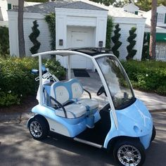 Michael Jordan's custom cart
