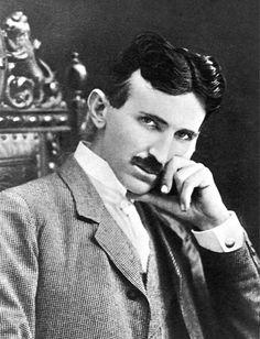Tesla c. 1890