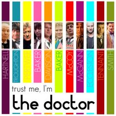 trust me, i'm the doctor