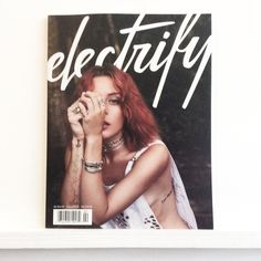 @chloenorgaard on the 'Untamed' @electrifymag issue 2. #electrify #fashion #style #culture #travel #creativity