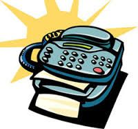 Dialling a company from the details on their letterhead and hearing that irritating whistling sound that means you've got through to their fax machine. Mechanical Calculator, Crt Tv, Tape Recorder, Printer, Technology, Letterhead, Board, Top, Spinning Top