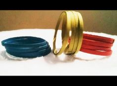 Paper Bangles https://www.facebook.com/happisage