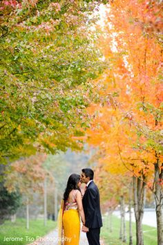 Snoqualmie, WA Indian Engagement by Jerome Tso Photography Pre Wedding Poses, Wedding Couple Poses Photography, Indian Wedding Photography, Pre Wedding Photoshoot, Wedding Shoot, Wedding Couples, Photography Pics, Engagement Photography, Wedding Bride