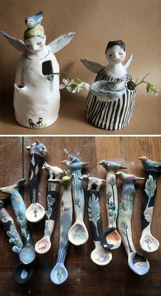 Australian ceramic artists - Erin's Window