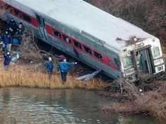 New York crash could add pressure on railroads to adopt new safety technology - U.S. News