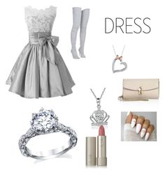 """Sliver the new diamond #sliver"" by sawyersanchez ❤ liked on Polyvore featuring Dolce&Gabbana, Balmain, Disney and Ilia"