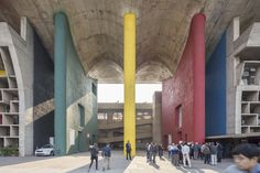 AD Classics: Master Plan for Chandigarh / Le Corbusier