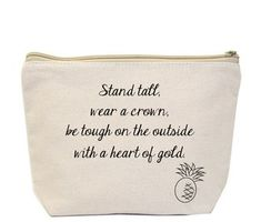 b3bb587993f06d Live the pineapple life with this exclusive canvas bag! Free Shipping on  orders over $75