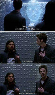 Csi The Flash -  Grant Gustin as Berry Allen #Grant Gustin #Barry Allen