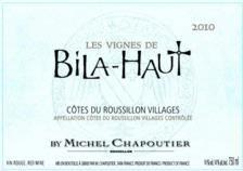 M. Chapoutier 'Bila-Haut' Cotes du Roussillon 2010