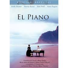 El piano. Dirigida por Jane Campion