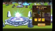 mobile game gacha system - YouTube