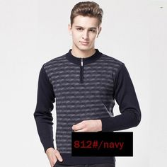 Man Sweater 2016 New Men's Casual Winter Knitting Warm High Quality Men Pullover Coat Outerwear Mens Sweaters And Pullovers