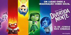 Cinema: Divertida Mente – Uma das animações mais esperadas de 2015