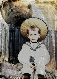 MHines 2020   Mischief Circus | Image Gallery | itKuPiLLi Imagenarium | Little boy lost