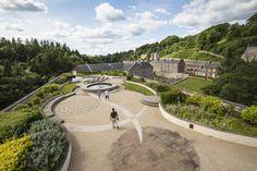 New Lanark - Jardins et Châteaux d'Ecosse - 8J
