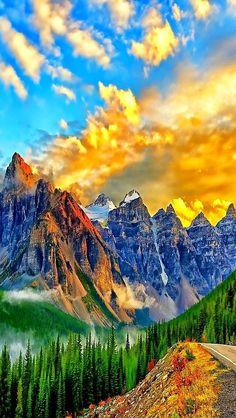 Majestic #Mountains